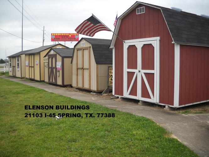 Storage building / shed for subdivisions