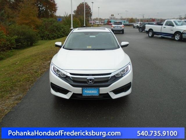 Honda Civic Sedan ex 2018