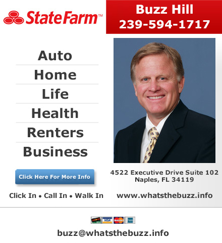 Buzz Hill - State Farm Insurance Agent