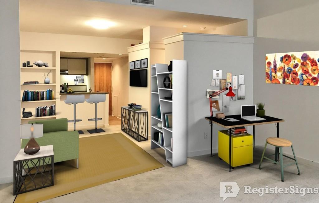 $1295 Studio Apartment for rent