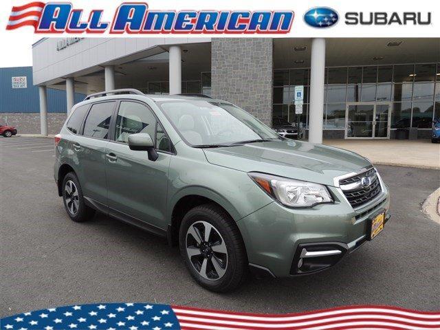 Subaru Forester Premium 2018