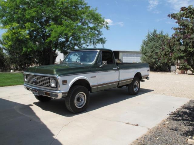 1971 Chevrolet 350 V/8