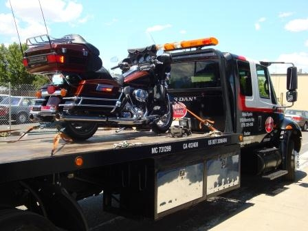 Milne Towing Services