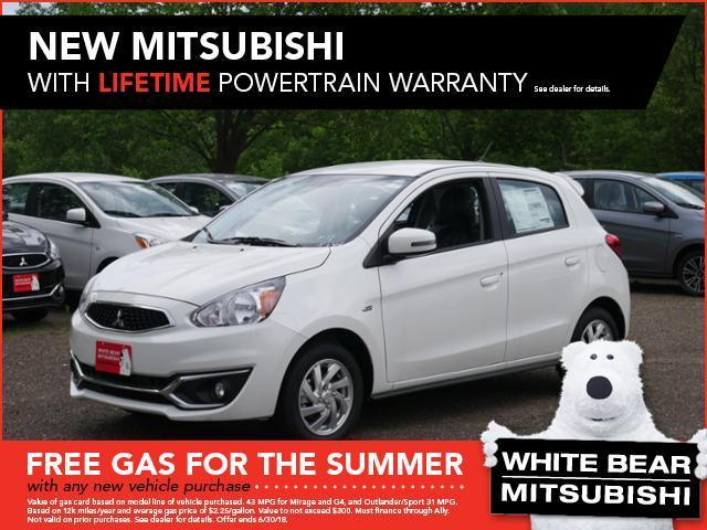 Mitsubishi Mirage SE 2018