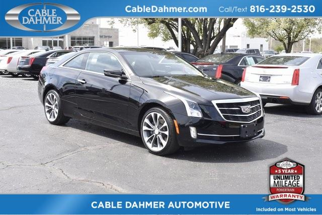 Cadillac ATS Coupe 3.6L Performance 2016