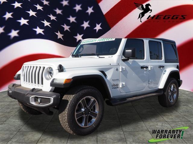Jeep Wrangler Unlimited Unlimited Sahara 2018