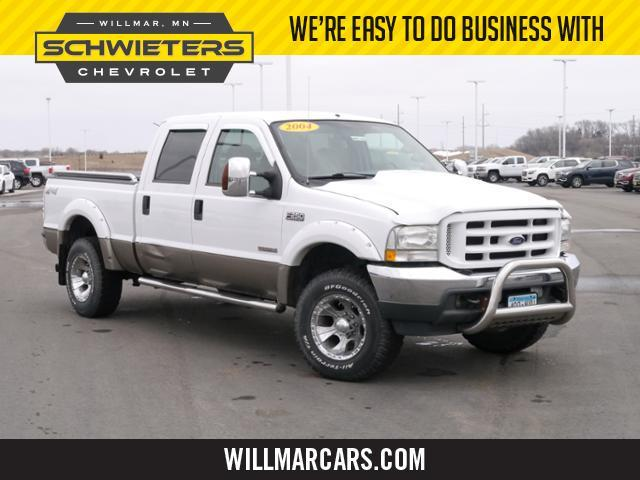 Ford Super Duty F-250 Lariat 2004