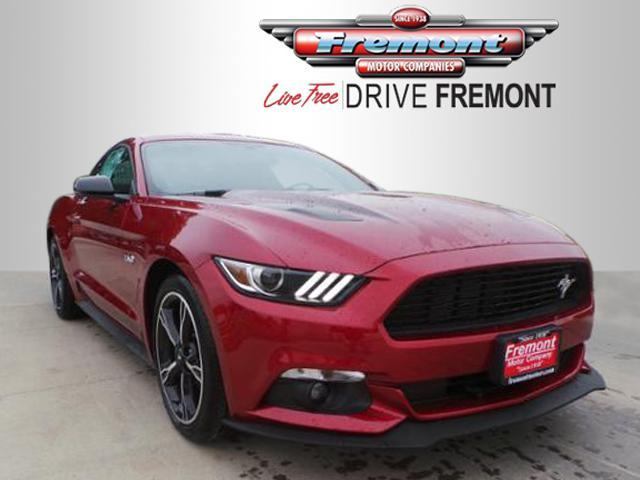 Ford Mustang GT Premium Fastback 2017