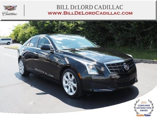 Cadillac ATS 2.5L 2013