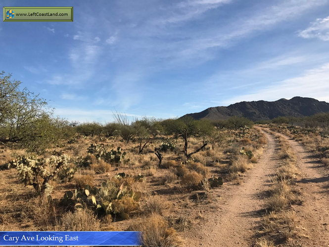 Diamond Bell Ranch Lot for Sale in Tucson AZ!!