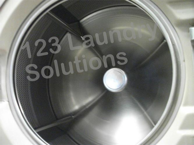 Huebsch HC80VXVQU60001 Front Load Washer