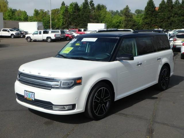 Ford Flex Limited w/EcoBoost 2015