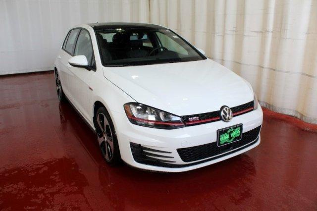 Volkswagen Golf GTI Autobahn 4-Door 2017