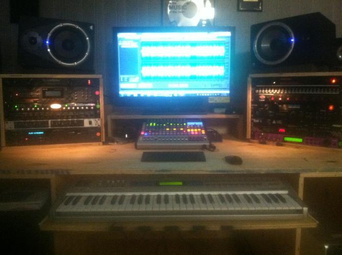 free recording studio time