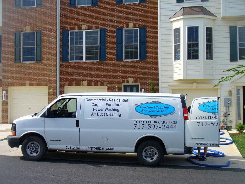 Custom Cleaning Service Co Inc