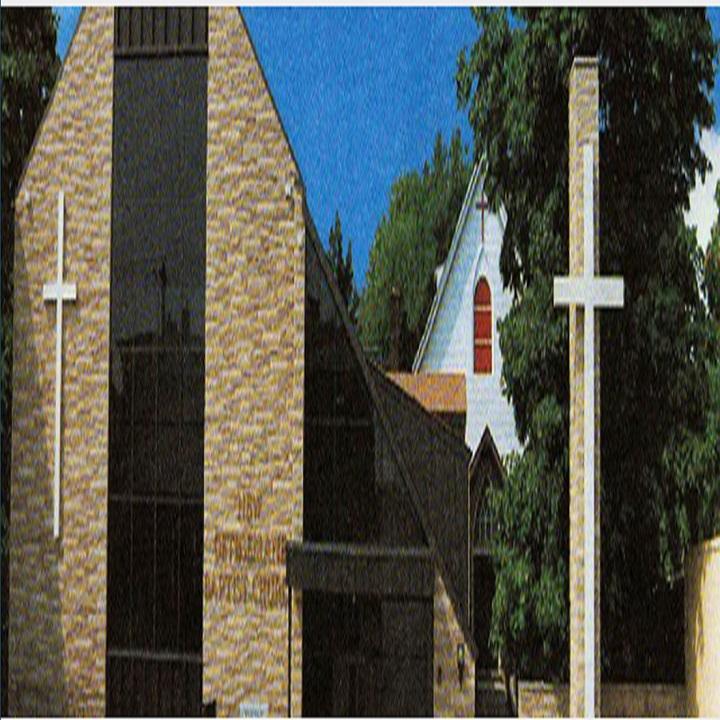 New Gethsemane Baptist Church