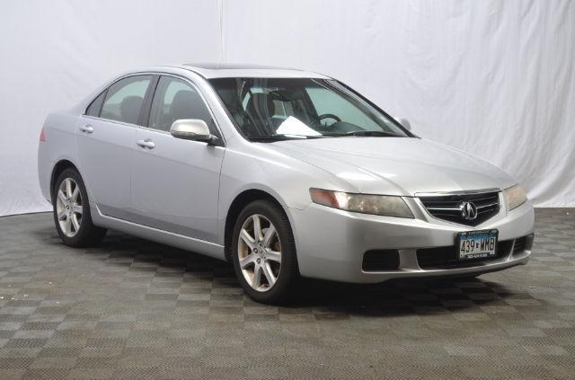 Acura TSX 4dr Sedan 2004
