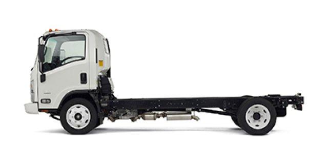 Chevrolet 4500XD Diesel 2WD REG CAB 132.5 2017