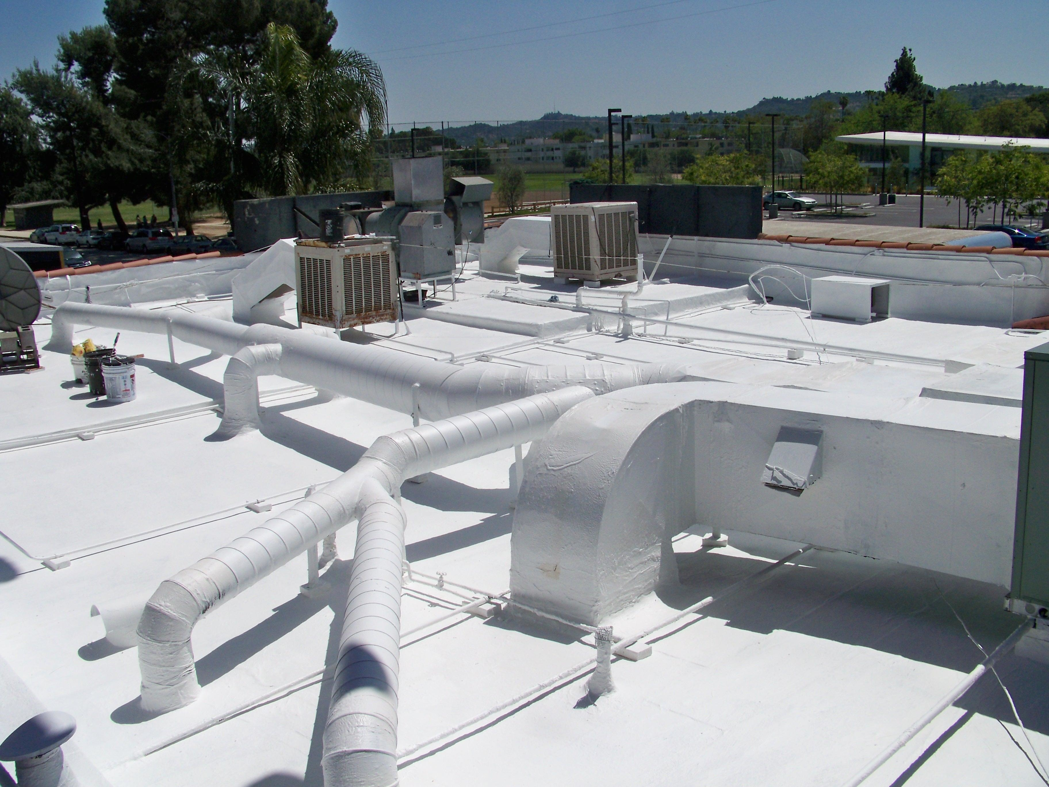 Commercial Cool Roof Systems