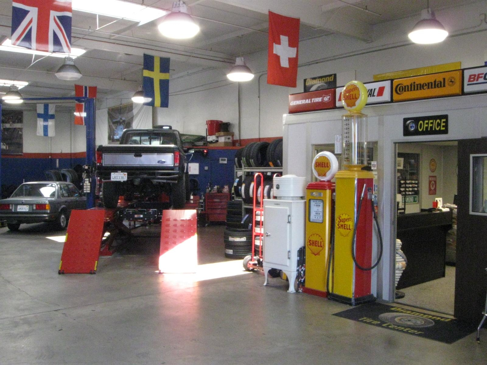 Diamond Tire Center