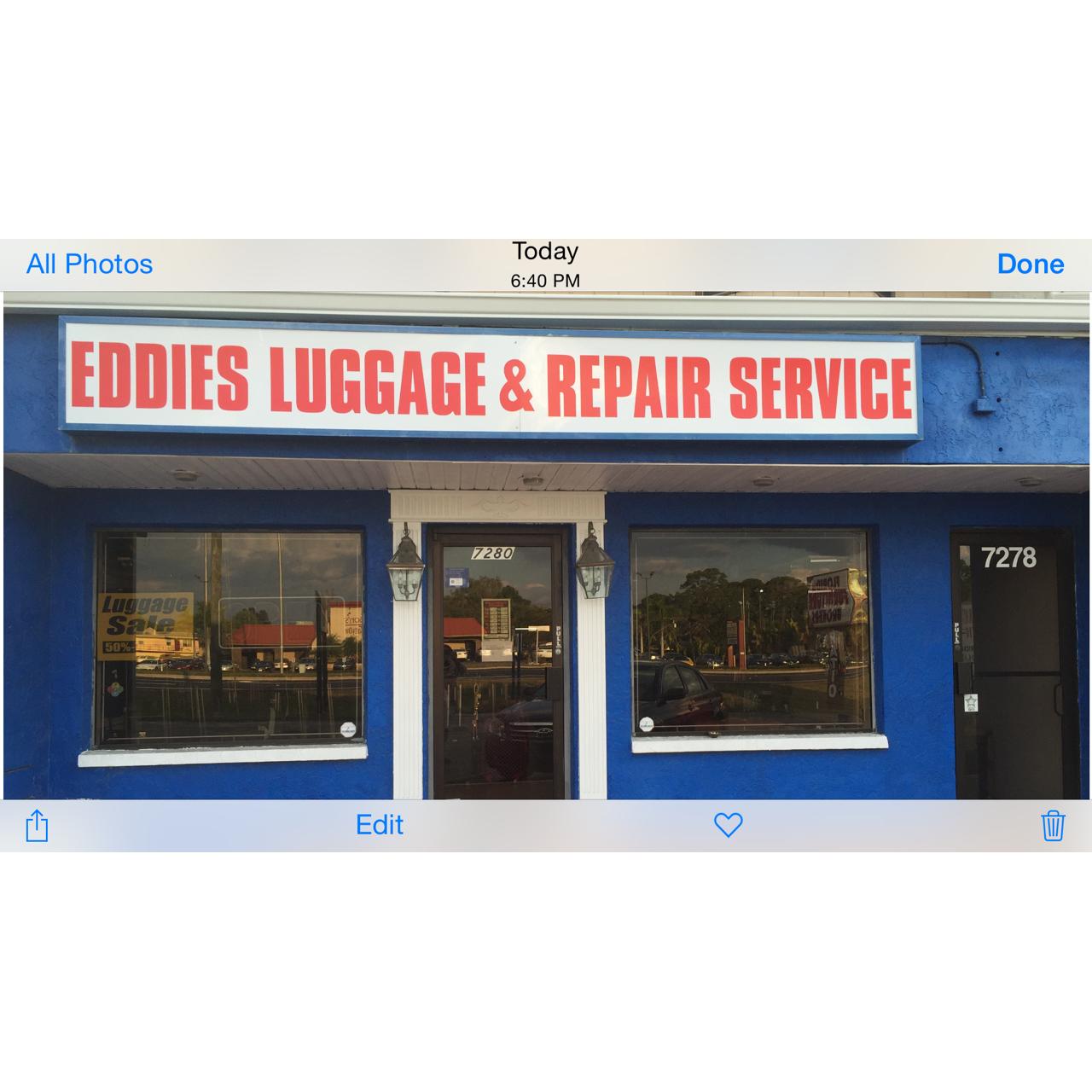 EDDIE`S LUGGAGE & REPAIR SERVICES