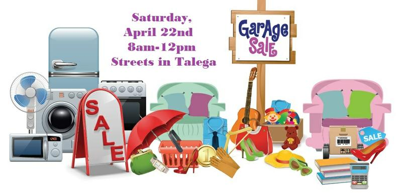 Talega Community Garage Sales