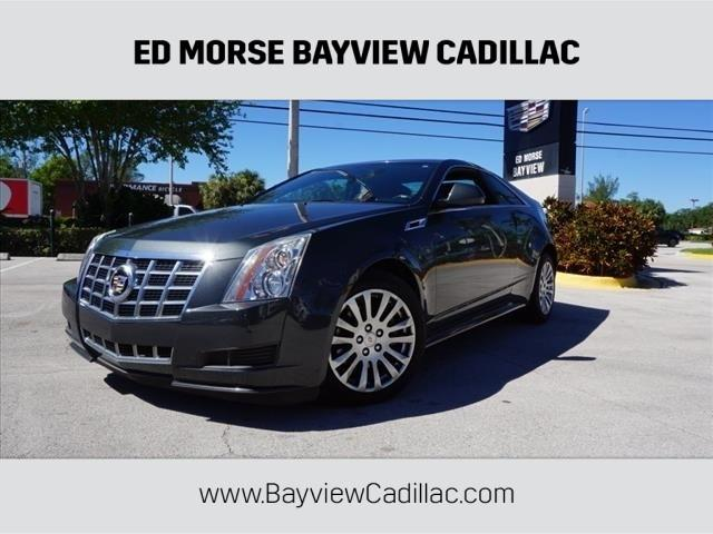 Cadillac CTS Coupe 3.6L 2014