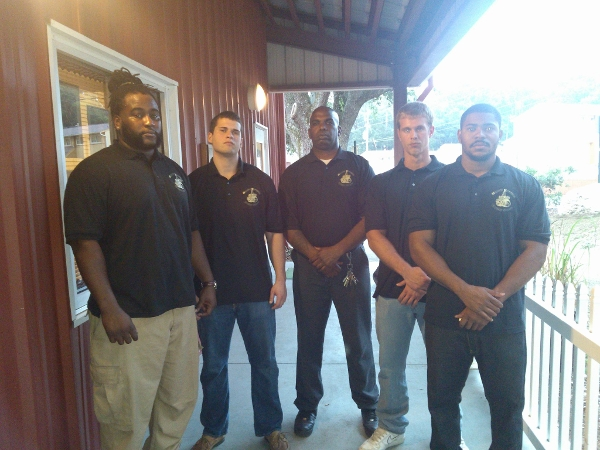Heavy Hitters Event Staff