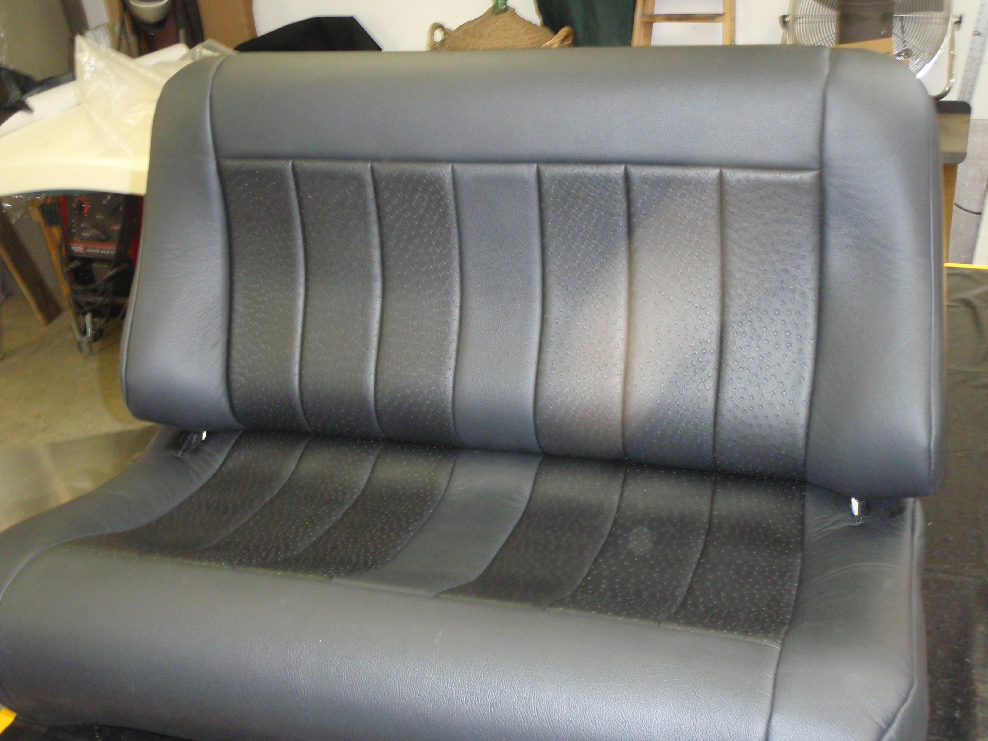Seats and Stuff