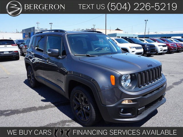 Jeep Renegade ALTITUDE 4X2 2018