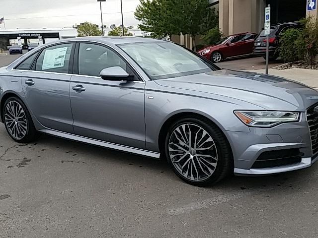 Audi A6 2.0T Premium 2018