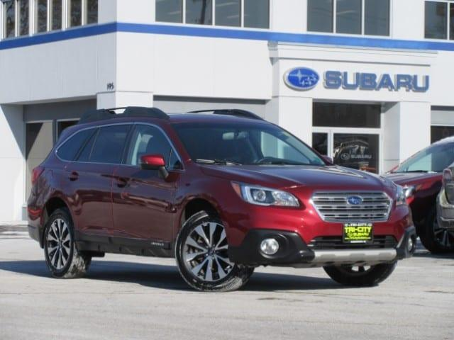 Subaru Outback 2.5I Limited  / Moon Roof / Navi / Keyless Start 2016