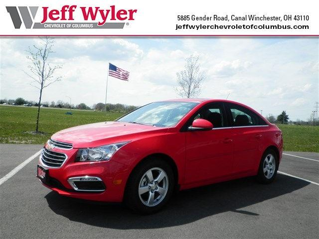 Chevrolet Cruze Limited 1LT 2016