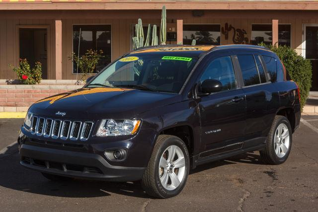 Jeep Compass 4d Wagon 2011