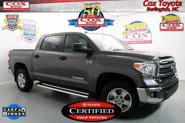 Toyota Tundra 4WD Truck sr5 2015