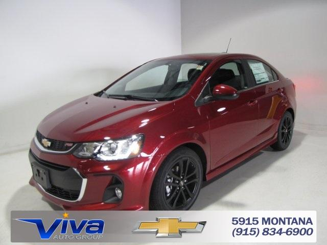 Chevrolet Sonic Premier 2017