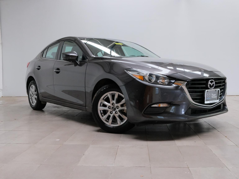 Mazda Mazda3 4-Door Sport - Preferred Equipment 2017