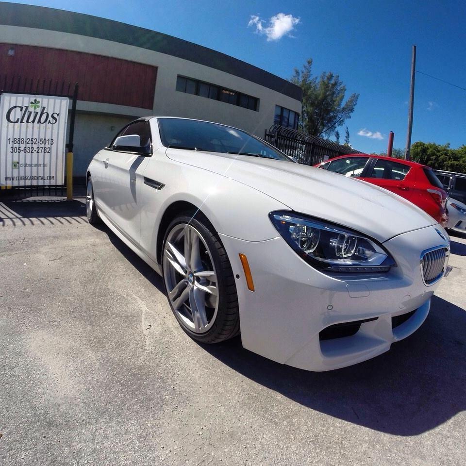 Clubs Car Rental