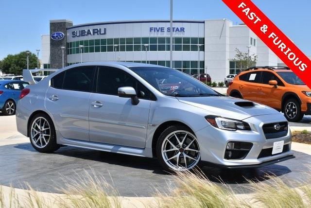 Subaru WRX STI WRX STi 2015