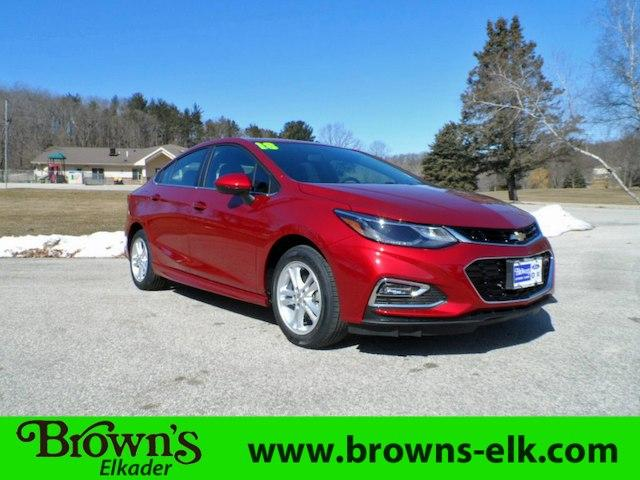 Chevrolet Cruze LT Manual 2018
