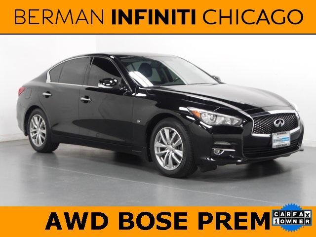 INFINITI Q50 Premium 2014