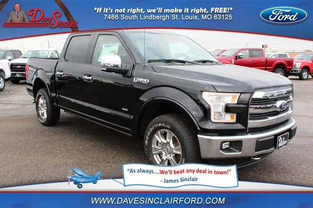 Ford F-150 4WD Lariat SuperCrew 2016