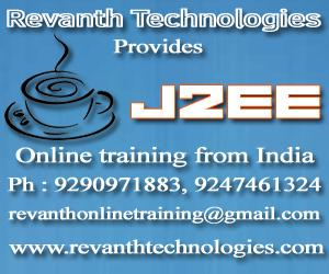 Java online classes in Hyderabad,india