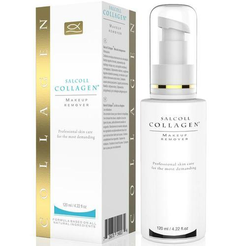 SALCOLL COLLAGEN Makeup Remover - Marine Collagen with Vitamin F