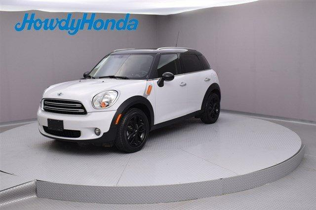 MINI Cooper Countryman FWD 4dr 2016