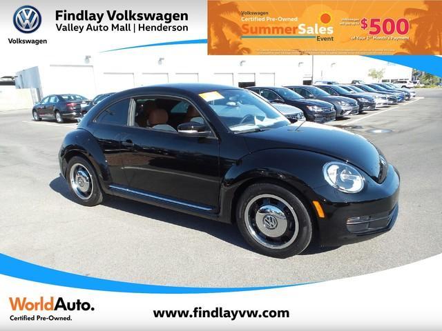 Volkswagen Beetle Coupe 1.8T CLASSIC 2015