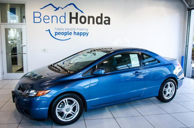 Honda Civic Cpe LX 2007