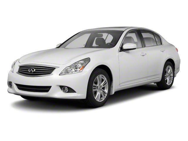 INFINITI G25 Sedan x 2012