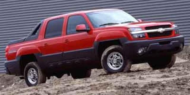 Chevrolet Avalanche  2004