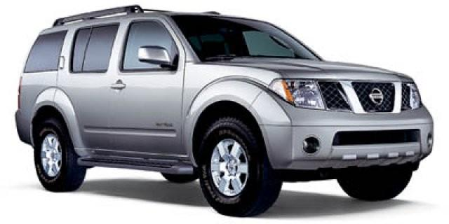 Nissan Pathfinder LE 2006